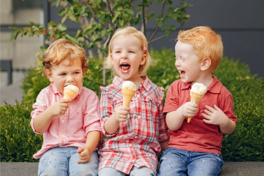 Is too much sugar good for kids?